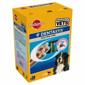 Pedigree DentaStix Large Dog Chews 28 per pack