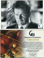 Martin Sheen The West Wing Apocalypse Now Departed Signed Autograph Photo COA
