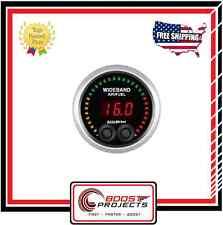 "AutoMeter Air/Fuel Ratio 6:1-20:1 Elite Series Digital Gauge 2-1/16"" * 5678 *"
