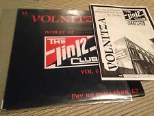 V/A VOLNITZA LP X 2 - UK HEAVY METAL PUNK INDIE WAVE FUSION FOLK BLUES FUNK JAZZ