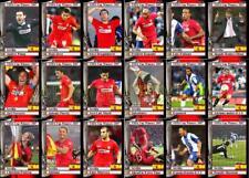 Sevilla 2007 UEFA Cup Winners football trading cards