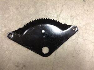 Husqvarna Craftsman Poulan Tractor Steering Gear Sector Plate 532194732 194732