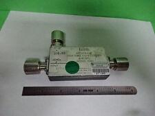 Narda Banda Ancha Direccional Acoplador 18Ghz Frecuencia RF Microondas As Is #