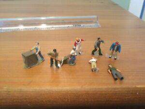 Hornby Workmen Figures OO Gauge