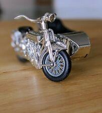 Models of Yesteryear' 1914 Sunbeam Motorcycle Y-8-B Black Seat VERY Rare