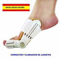 CORRECTOR DE JUANETES O BUNIO PIES DEFORMACIÓN DOLORES ZAPATOS SALUD COMODIDAD
