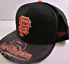 Brand New! San Francisco Giants  59Fifty Fitted Hat Size 7 3/8 ~ KH1