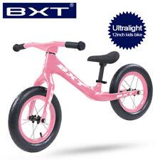 Full Carbon fiber Kids bike Children Bicycle carbon balance 12inch Bike pink