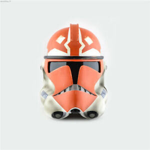 Star Wars Sith Soldier Helmet PVC Full Face Mask The Mandalorian Cosplay Props