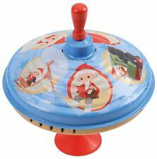 Brummkreisel 16cm Sandmännchen Blech Musikkreisel Spielzeugkreisel