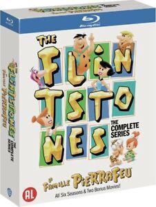 The Flintstones: The Complete Series (Blu-ray, 10 Discs, 2020) with BONUS 🇨🇦🍁