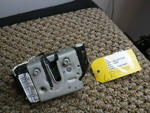 2014 JEEP COMPASS REAR DRIVER LEFT DOOR LOCK LATCH ELEC ACTUATOR OEM P04589651AD