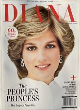 THE PEOPLES PRINCESS DIANA 60th BIRTHDAY TRIBUTE COLLECTOR'S 2021 MAGAZINE NEW