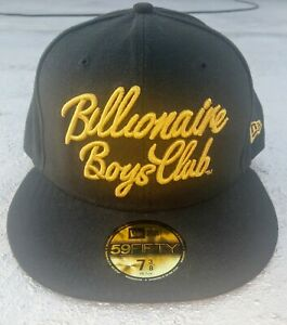 Vintage Limited Edition New Era Billionaire Boys Club Spaceman BBC 59fifty 7 3/8