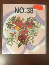 New Brother Embroidery Card no 38 Cherubs Hearts Angel Bernina Deco Baby Lock