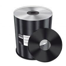 CD-R Mediarange 52x Silver Thermal Printable 100 uds (Negro)
