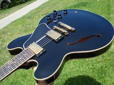 2004 Gibson ES-335 Dot Gloss Black Ebony with Gold Hardware  336 346 333