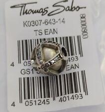 Thomas Sabo Bead K0307-643-14 Royalty Silver S925