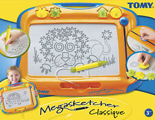 TOMY Megasketcher Etch-a-sketcher Classic Kids Magnetic Drawing Board Children