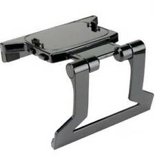 TV Clamp Adjustable TV Mounts Stand Holder for Microsoft Xbox 360 Kinect Sensor