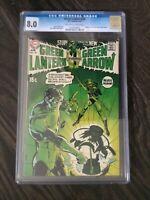 Green Lantern #76 - 1st Appa Ali Apsa   CGC 8.0
