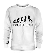 CANYONEERING EVOLUTION OF MAN UNISEX SWEATER MENS WOMENS LADIES GIFT CANYONING