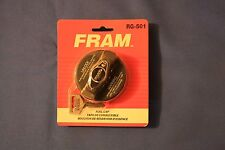 FRAM Locking GAS / Fuel Cap RG-501 ~ Compatibility Makes PORSCHE ~to~ SUBARU
