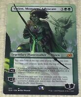 Vivien, Monsters' Advocate SHOWCASE IKORIA: Lair of Behemoths, MTG UNPLAYED MINT
