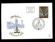 Austria 1985 Linz DIOCESI FDC #C 2856
