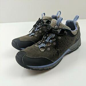 Merrell Vibram Men's Hiking Shoes Orthoshock Absorber Size 10.5 US 8UK VGC