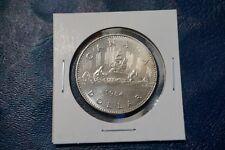 A-114 1984 Canada Dollar $1 Voyageur Elizabeth II Canadian RCM Nice Condition