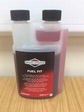 BRIGGS & STRATTON PETROL STABILIZER FUEL FIT ADDITIVE fuel fresh measuring cap