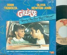 JOHN TRAVOLTA & OLIVIA NEWTON-JOHN- YOU'RE THE ONE THAT I WANT ( DUTCH 7'PS)