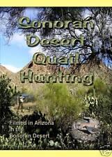 Sonoran Desert DVD Quail & Dove Hunting Bird Dog
