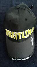 BREITLING HAT/CAP BLACK