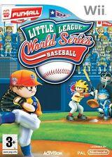 Little League World Series Baseball (Nintendo Wii) NEW & Sealed