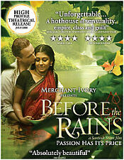 Before The Rains (DVD, 2009) linus roache NEW