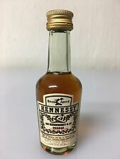 Raro Mignon Miniature Hennessy Bras Arme Cognac 30cc 40% Vol. Vintage