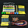 Electronics fans Electronic component breadboard led capacitor Kit For Arduino