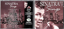 CD FRANK SINATRA SINGS VOL 3 20 TITRES CD PICTURE !!!! TBE