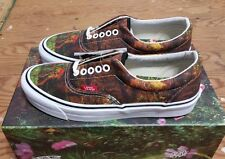 Vans X Ubiq X Ron English Camo Deer Era Size Mens 6.5 Womens 8.0 supreme wtaps