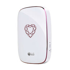 LG PD269 Portable Bluetooth Pocket Photo Printer Jewelry Heart Popo4 Express