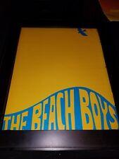 The Beach Boys Darlin' Rare Original Capitol Records Promo Poster Ad Framed!