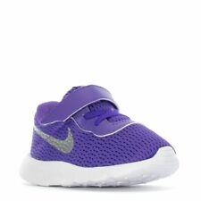 Nike Tanjun Kid's Toddler Mesh Adjustable Slip On Shoes