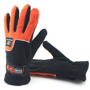 Winter Polar Fleece Thermal Gloves Camping Hiking Walking Jogger Running Gifts