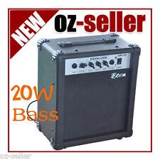 Brand New 20 Watt Bass Guitar Amplifier AMP