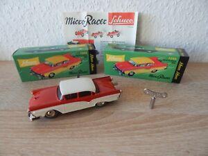 Schuco Microracer 1045/1 Ford Fairlane - Neu & OVP