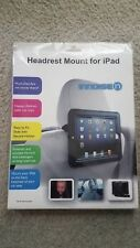 "Inndise iPad Headrest Mount For Car-Fits 9.7"" Apple iPad's 1,2,3 4 Holder Keeps"