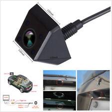 Waterproof IR Lumière voiture vue arrière Caméra de Vision Nocturne Angle Large Back Up Lines