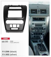 CARAV 11-296 stereo Fascia Install dash Kit for FORD Fusion 2009-2012 double DIN